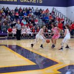Lady Jackets Come Up Short in Comeback