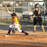 Final push by the Lady Bulldogs was not enough firepower to pull out a win at the Creekbank. Lady Jackets hold on and win 5-4 and still sit at #1 in Region 3 District 6.