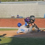 Boys Varsity Baseball – MS falls to Gordonsville Middle School 9 – 3