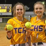 """Lady Jackets show fans what """"Creekbank Magic"""" is all about!"""