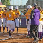 Hailey's Walk-Off Gives Lady Jackets Victory Over Red Boiling Springs