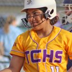 Lady Jackets Clinches Lead In Fifth Inning For Victory Over Monterey