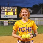 Lady Jackets End 22-Game Losing Streak To Gordonsville With Crook's Big Night At The Plate