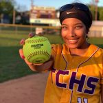 Lady Jackets Capture Two District Wins Friday In A Double-Header Against Clarkrange