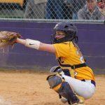 Girls Varsity Softball beats Clarkrange 17 – 0
