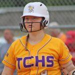 TCHS Softball vs Whitwell