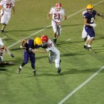 Yellow Jackets beat the Eagles 44-6