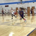 JSMS Girls Basketball Stuns Gordonsville in Season Opener at the Buzzer