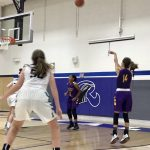 Lady Jackets Fail to Hit Shots Against Siegel Middle