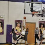 Girls Varsity Basketball falls to Watertown 56 – 34
