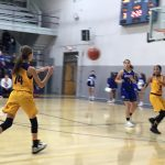 Lady Jackets Sweep Gordonsville