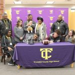 Claiborne and Ford signs with Cumberland University
