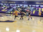 Lady Jackets Down Defeated