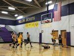 Defensive Battle Favors Lady Jackets