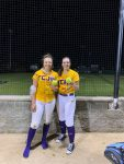 12 Hits Help in Victory As The Lady Jackets Outlast Clay County