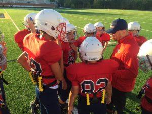 Junior High Football vs. Providence