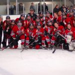 Girls Hockey Wins the Bulldog Holiday Classic