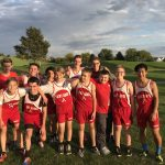 Saint Agnes High School Boys Varsity Cross Country finishes 13th place