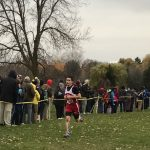 Saint Agnes High School Boys Varsity Cross Country finishes 14th place