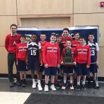 6th Grade Boys Win St. Croix Catholic Tournament