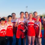 Track Highlights from Holy Angels and Catholic Schools Meets