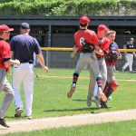 Larson and Schmidt lead Aggies past Columbia Heights in 4AA Baseball Playoffs
