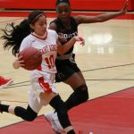 Girls Advance in Section Basketball Playoffs