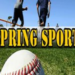 Register for Spring Sports by March 1st