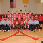 Boys Basketball Earns Section 4AA Team Academic Championship