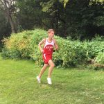 Boys Cross Country runs strong first race at St. Kate's University.