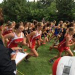 Girls Cross Country has a strong season start at St. Kate's University