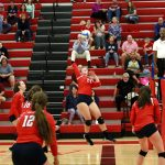 Volleyball Opens Season with Win over Harding