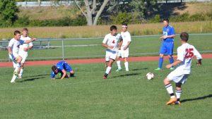 Boys Soccer vs. Highland