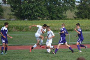 Varsity Soccer vs. Fremont Ross Submitted via hhspics@mcspresidents.org