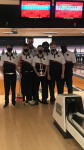 Record Setting Day! Boys Varsity Bowling finishes 1st place at The Redmen Classic Tournament