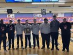 STATE BOUND! Boys Varsity Bowling are the Division 1 Central District Champs