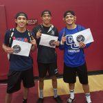Charter Oak High School Boys Varsity Wrestling finishes 1st place