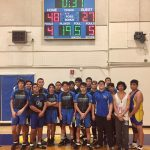 Boys Varsity Wrestling beats Diamond Ranch 48 – 27