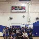 Boys Varsity Wrestling beats Los Altos 48 – 28