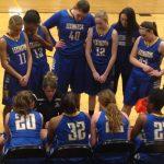 Lady Wildcat Basketball Defeats Irmo 56-44