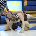 Wildcat Wrestlers Host 3rd Round State Duals