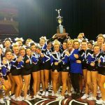 Cheerleaders Wrap Up Historic Season