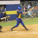12 Run Attack Leads Lady Cats Over Lady Jackets