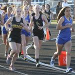 Distance Runners Strong In Girl's 6th Place Finish