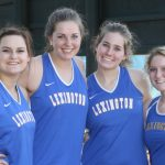 Distance Runners, Throwers Shine For Lexington Ladies