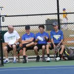 Lexington Tennis Tames Timberwolves