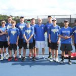 Tennis Rolls On To Lower State Semifinals