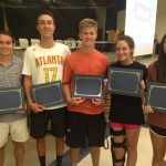 6 Student-Athletes Win Booster Club Scholarships
