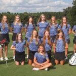Meet The Lady Wildcat Golfers