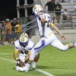 Gunnar Good From 31 Yards!  Cats Escape With Win